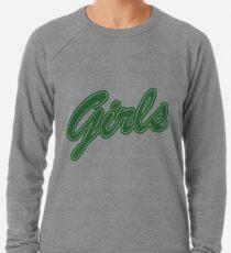 Mädchen (Grün) Leichter Pullover