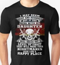 not my daughter Unisex T-Shirt