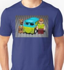 Scooby, Shaggy and the Machine T-Shirt