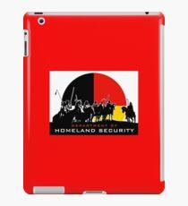 Homeland Security iPad Case/Skin