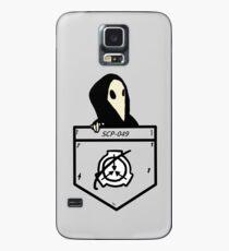 Pocket Doctor Case/Skin for Samsung Galaxy