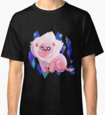 SU - Lion aux yeux étoilés T-shirt classique