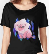 SU - Starry Eyed Lion  Women's Relaxed Fit T-Shirt