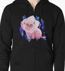SU - Starry Eyed Lion  Zipped Hoodie