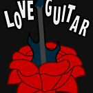 Love Guitar by Mitchell Eldridge