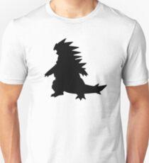 Tyranitar Silouette T-Shirt