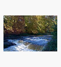 The River Ure Photographic Print