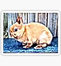 Bunny, by Furrphy's Sticker