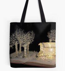 Danny Champion of the World, Roald Dahl book sculpture Tote Bag