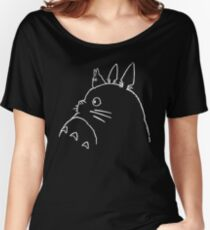 Anime cartoon Women's Relaxed Fit T-Shirt