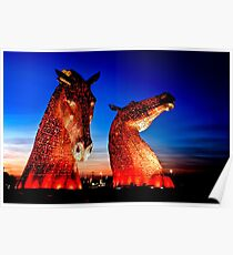 """THE KELPIES"" ANOTHER TAKE. Poster"
