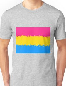 Pansexual Pride Flag T-Shirt