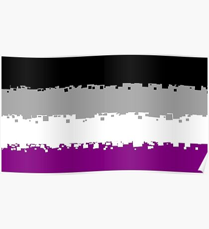 Asexual Flag Poster