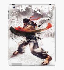Ryu super hook - street fighter iPad Case/Skin
