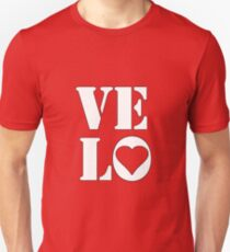 VELO / LOVE TEE Unisex T-Shirt