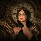 « Steampunk Time Keeper » par Britta Glodde