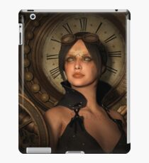 Steampunk Time Keeper iPad Case/Skin
