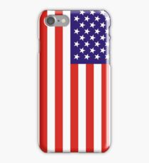 US National Flag iPhone Case/Skin
