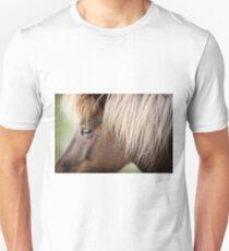 Icelandic Pony  Unisex T-Shirt