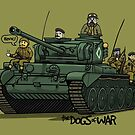 The Dogs of War: Comet by Chris Jackson