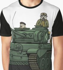 The Dogs of War: Comet Graphic T-Shirt