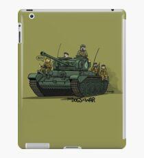 The Dogs of War: Comet iPad Case/Skin