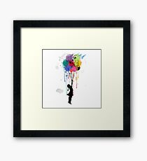 cool day Framed Print