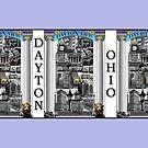 Dayton Poster Mug by steeber