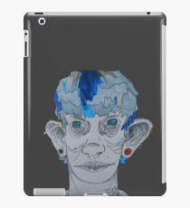 Punx Not Dead iPad Case/Skin