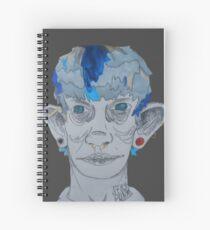 Punx Not Dead Spiral Notebook
