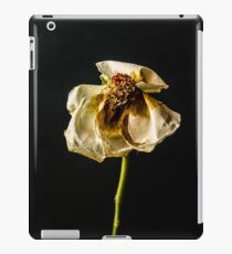 Decayed Flower iPad Case/Skin