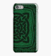Celtic ornament iPhone Case/Skin