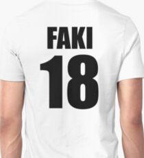 Faki 18 (Len Faki) - techno tshirt Unisex T-Shirt
