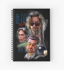 The Dudes Spiral Notebook