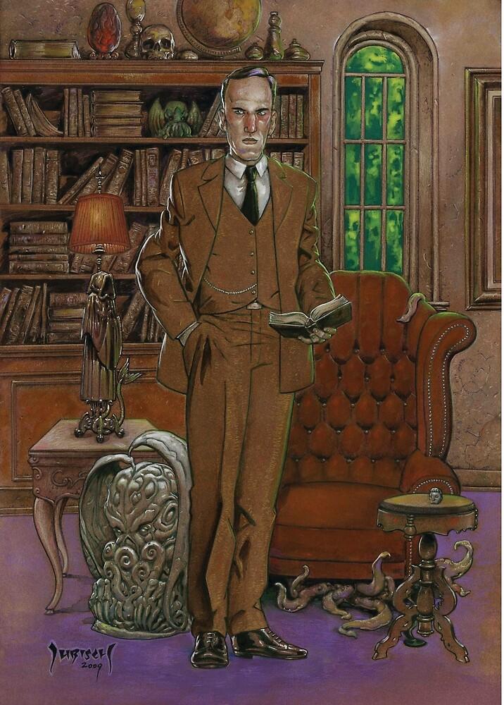 H P Lovecraft Art