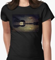 guitar island moonlight T-Shirt