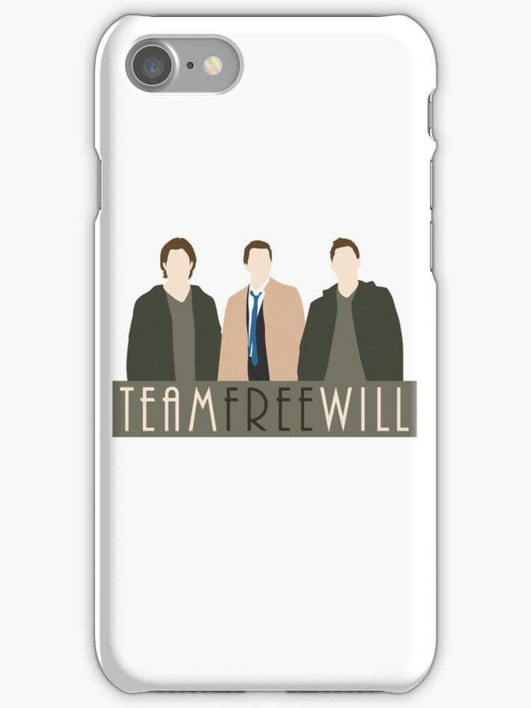 Team Free Will by zaraha .