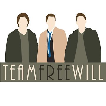 Team Free Will by spnshlover
