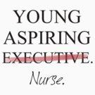 Young Aspiring Nurse by pixhunter