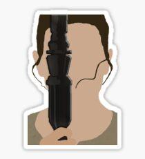 The Force Awakens: Rey Sticker