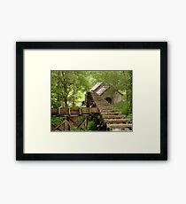 Deep in the Woods.......^ Framed Print