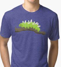 The Saddest Caterpillar Tri-blend T-Shirt