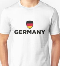 National flag of Germany T-Shirt