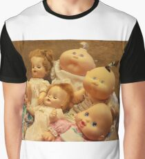 Baby Dolls Over the Years Graphic T-Shirt