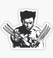 The Wolverine Sticker