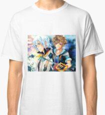 Riku & Sora (Kingdom Hearts) Classic T-Shirt