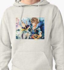Riku & Sora (Kingdom Hearts) Pullover Hoodie