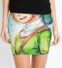 Link is happy to see you (Legend Of Zelda) Mini Skirt