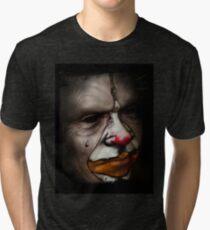 Tears of a clown Tri-blend T-Shirt
