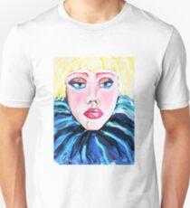 Stupsnase - Woman Art by Valentina Miletic T-Shirt